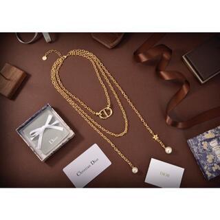 ディオール(Dior)のディオール Dior   セーター ネックレス(ブレスレット/バングル)