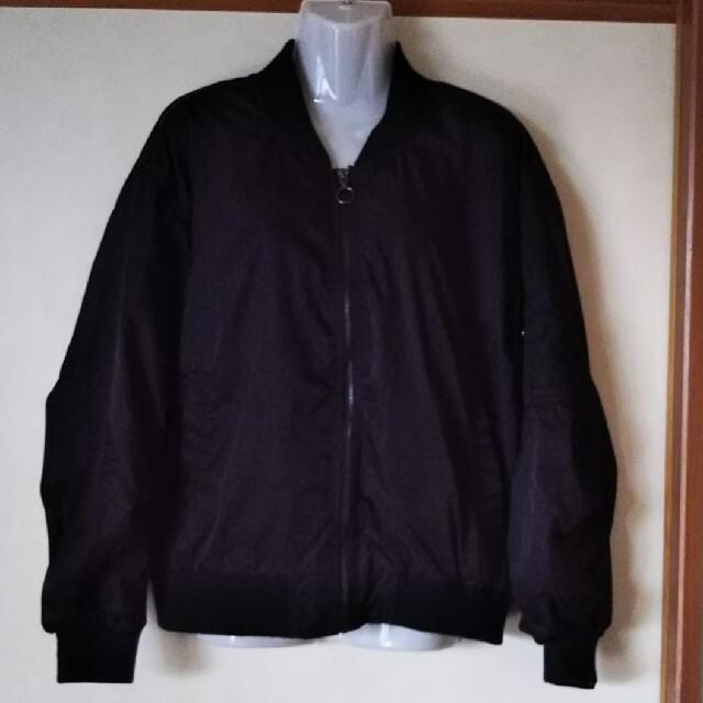 しまむら(シマムラ)のMA-1ジャンパー レディースのジャケット/アウター(ブルゾン)の商品写真