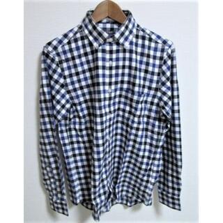 プラステ(PLST)の未使用 PLST ウォームフランネル長袖ボタンダウンシャツ(シャツ)