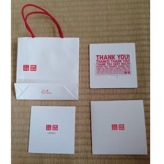 ユニクロ(UNIQLO)のUNIQLO ギフトカード 3000円(ショッピング)