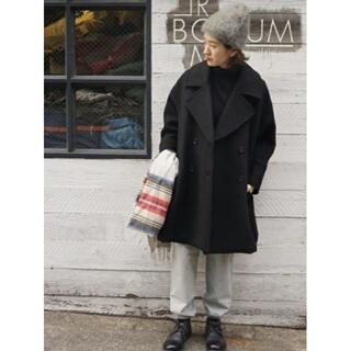 アパルトモンドゥーズィエムクラス(L'Appartement DEUXIEME CLASSE)の新品!【65%OFF 】BALMUIR バルミュール キッドモヘアビーニー(ニット帽/ビーニー)