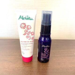メルヴィータ(Melvita)のメルヴィータ ミスト&ハンドクリーム(化粧水/ローション)