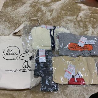 シマムラ(しまむら)のしまむら スヌーピー 福袋 2021☆5点セット 80サイズ(その他)