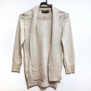 ドルチェアンドガッバーナ(DOLCE&GABBANA)のドルチェアンドガッバーナ 長袖セーター 38(ニット/セーター)