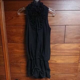 ザラ(ZARA)のバルーンドレス(ミディアムドレス)