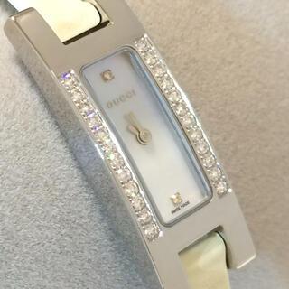 Gucci - 5.美品 グッチ GUCCI 時計 3900L 26P ダイヤモンド