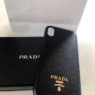プラダ(PRADA)のPRADA iPhoneX/iPhoneXSケース(iPhoneケース)