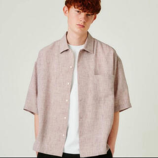 HARE - 半袖オーバーシャツ