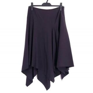 イッセイミヤケ(ISSEY MIYAKE)のイッセイミヤケ ロングスカート サイズ02 M(ロングスカート)