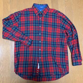 ペンドルトン(PENDLETON)のペンドルトン ウール100%シャツ Lサイズ(シャツ)