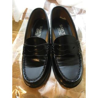 ハルタ(HARUTA)のハルタ靴ローファー22.5(ローファー/革靴)