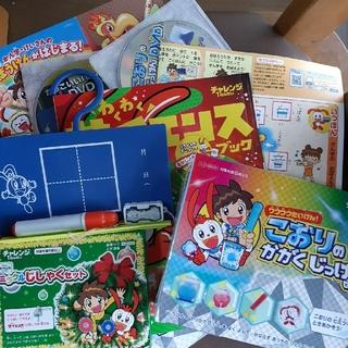 チャレンジ一年生 氷の実験&磁石のふしぎ&漢字練習ボード(知育玩具)