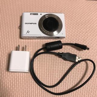 オリンパス(OLYMPUS)のデジカメ オリンパス fe-4050(コンパクトデジタルカメラ)