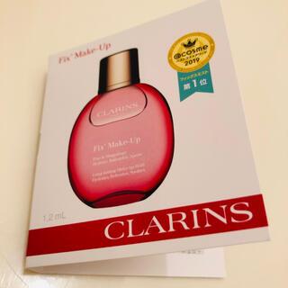 クラランス(CLARINS)のCLARINS クラランス フィックス メイクアップ メイクヨレ マスク荒れ(化粧水/ローション)