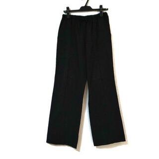 プリーツプリーズイッセイミヤケ(PLEATS PLEASE ISSEY MIYAKE)のプリーツプリーズ パンツ サイズ5 XS - 黒(その他)