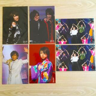 キスマイフットツー(Kis-My-Ft2)のキスマイ SnowMan 公式写真 ステフォ ドリボ 滝沢歌舞伎(アイドルグッズ)