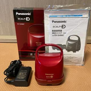 パナソニック(Panasonic)のパナソニック 頭皮エステ スカルプD EH-SHM87(スカルプケア)