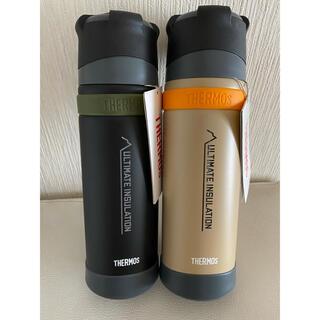 サーモス(THERMOS)のオークS4様専用 THERMOS山専ステンレスボトル 0.75L 2本セット(登山用品)