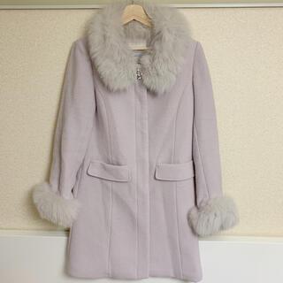 プロポーションボディドレッシング(PROPORTION BODY DRESSING)のproportion body dressing ウールコート(ロングコート)