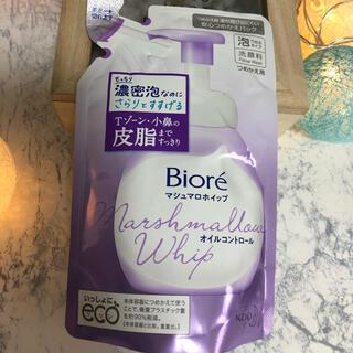 ビオレ(Biore)の◇ビオレ マシュマロホイップ◇詰替◇             オイルコントロール(洗顔料)