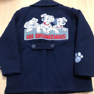 ディズニー(Disney)のディズニー コート 130 101匹わんちゃん(コート)