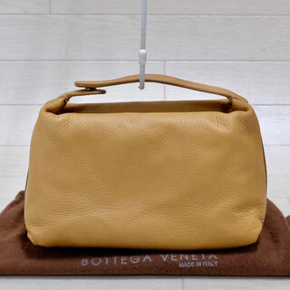 Bottega Veneta - ☆美品・シリアル付☆ ボッテガヴェネタ レザー ハンドバッグ