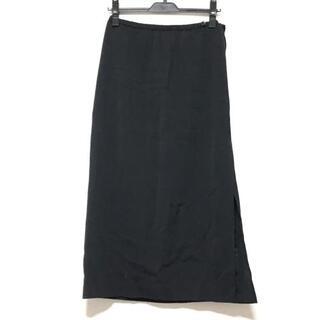 イッセイミヤケ(ISSEY MIYAKE)のイッセイミヤケ ロングスカート サイズS -(ロングスカート)