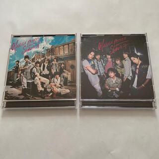 キスマイフットツー(Kis-My-Ft2)のKis-My-Ft2 CD 初回生産限定   2種(ポップス/ロック(邦楽))