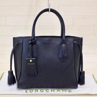 LONGCHAMP - ☆美品☆ ロンシャン LONGCHAMP ペネロペ トップハンドル ハンドバッグ