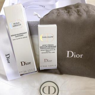 ディオール(Dior)のゆゆさん専用(ネイルケア)
