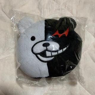 特典のみ★絶対絶望少女 モノクマ スマホスタンド(キャラクターグッズ)