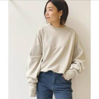 L'Appartement DEUXIEME CLASSE - アパルトモン:REMI RELIEF/レミレリーフOversize Sweat