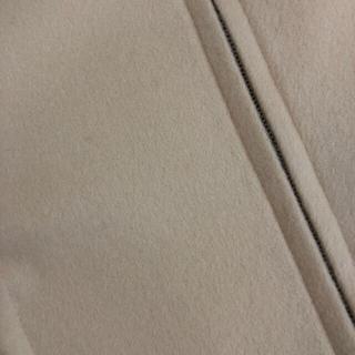 フォクシー(FOXEY)のフォクシー ファー付きジャケット カシミヤコート(毛皮/ファーコート)