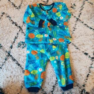 アンパンマン(アンパンマン)のアンパンマン もこもこパジャマ 95(パジャマ)