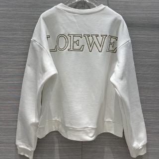 LOEWE - 裏起毛~早い者勝つ☆LOEWE スウェット トレーナー 男女兼用