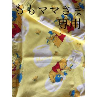 ディズニー(Disney)の新品未使用☆ぷーさん☆ 2組 敷布団カバー シングル(シーツ/カバー)