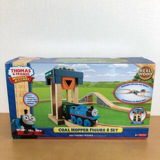 Fisher-Price - きかんしゃトーマス 木製レール 石炭ホッパーセット