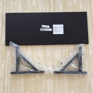 イケア(IKEA)のIKEA未使用品 ウォールシェルフ・シェルフパーツ(棚/ラック/タンス)