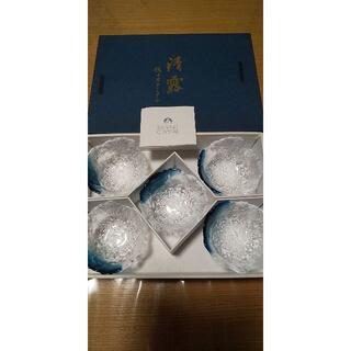 トウヨウササキガラス(東洋佐々木ガラス)の東洋佐々木ガラス 佐々木クリスタル ガラス食器5個セット(食器)