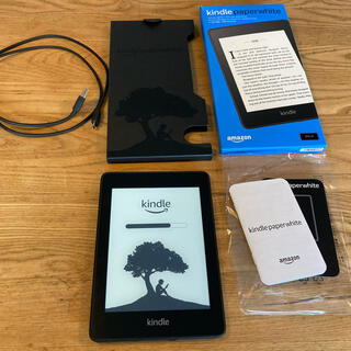 Kindle paper white 第10世代 防水 wifi 8GB 広告つ(電子ブックリーダー)