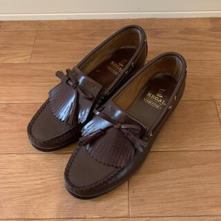 リーガル(REGAL)のリーガル フリンジ ローファー(ローファー/革靴)