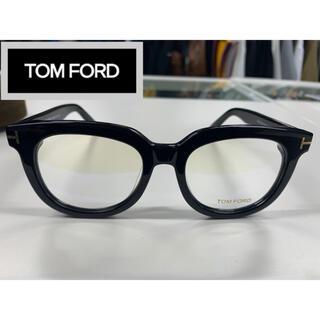 TOM FORD - トムフォード TOMFORD メガネ 伊達眼鏡 TF5179 ブラック