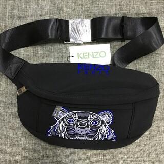 ケンゾー(KENZO)のKENZO 激レア*モノグラムバムバッグ(ボディバッグ/ウエストポーチ)