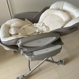 Aprica - ユラリズム オート 電動 ハイローチェア アップリカ 赤ちゃん ベビー用品
