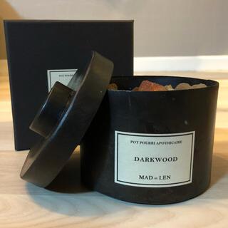 マルタンマルジェラ(Maison Martin Margiela)のMad et len darkwood 本日限定値下げ(アロマポット/アロマランプ/芳香器)