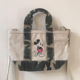ディズニー(Disney)の新品☆ ミッキー ショルダーポーチ(ショルダーバッグ)