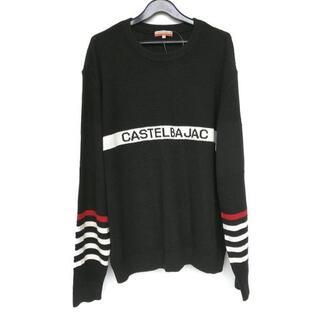 カステルバジャック(CASTELBAJAC)のカステルバジャック 長袖セーター 4 XL(ニット/セーター)