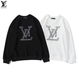 LOUIS VUITTON - 2枚1000円引き LV L3 トレーナー 男女兼用