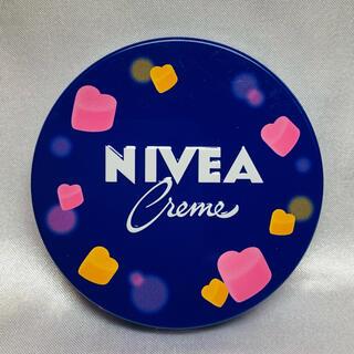 ニベア(ニベア)の新品 NIVEA ニベアクリーム 中缶 56g 限定 ハート缶(フェイスクリーム)
