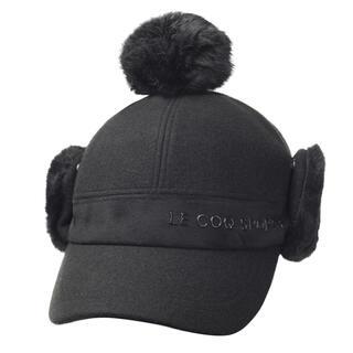 le coq sportif - Le coq ルコック ゴルフ 耳当て 帽子 韓国 golf